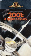 2001:  A Space Odyssey VHS