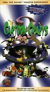 Cartoon Crazys 2 VHS