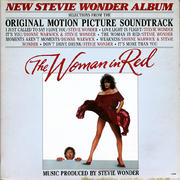 """The Woman In Red Soundtrack Vinyl 12"""" (Used)"""