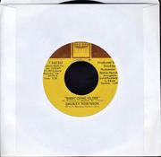 """Smokey Robinson Vinyl 7"""" (Used)"""