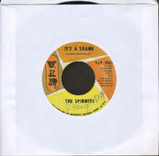 "The Spinners Vinyl 7"" (Used)"