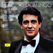 """Placido Domingo Vinyl 12"""" (Used)"""