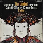 """Joan Sutherland Vinyl 12"""" (Used)"""