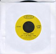 "Sly & the Family Stone Vinyl 7"" (Used)"