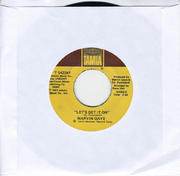 "Let's Get It On / I Wish It Would Rain Vinyl 7"" (Used)"