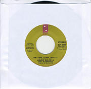 """Harold Melvin & The Blue Notes Vinyl 7"""" (Used)"""