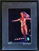 Britney Spears Framed Vintage Print