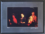 The Clash Framed Vintage Print