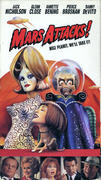 Mars Attacks! VHS