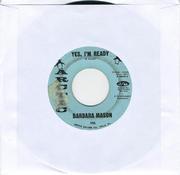 "Barbara Mason Vinyl 7"" (Used)"