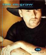 Tim McGraw Calendar