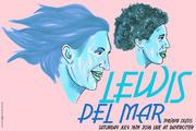 Lewis Del Mar Poster