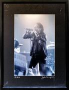 Bono Framed Vintage Print