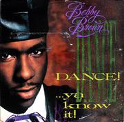 """Bobby Brown Vinyl 12"""" (Used)"""