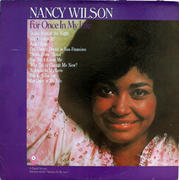 "Nancy Wilson Vinyl 12"" (Used)"