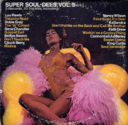 "Super Soul-Dees, Vol. 3 Vinyl 12"" (Used)"