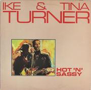 """Ike & Tina Turner Vinyl 12"""" (Used)"""