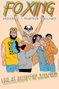 Foxing Poster