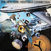 """The New York - Montreux Connection Vinyl 12"""" (Used)"""