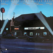 """Blue Note Live At The Roxy Vinyl 12"""" (Used)"""
