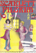 Scarlett Pilgrim Comic Book