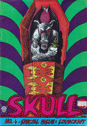 Skull #4 Comic Book