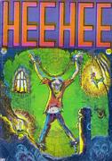 Hee Hee Comic Book