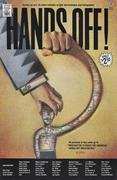 Hands Off! Comic Book