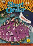 Short Order Comix #2 Comic Book