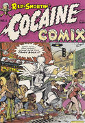Cocaine Comix #1 Comic Book