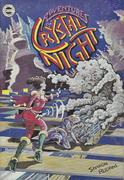 Adventures of Crystal Night Comic Book