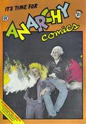 Anarchy Comics #2 Comic Book