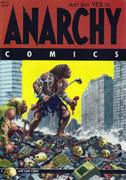 Anarchy Comics #4 Comic Book