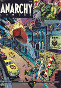 Anarchy Comics #3 Comic Book
