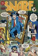 Snarf #3 Comic Book