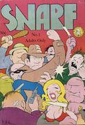 Snarf #1 Comic Book