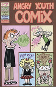 Angry Youth Comix #7 Comic Book