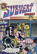 Subvert Comics #1 Comic Book