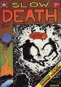 Slow Death #9 Comic Book