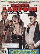 National Lampoon Magazine October 1985 Magazine