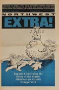 Northwest Extra Magazine September 1989 Magazine