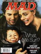 Mad Magazine December 2006 Magazine
