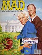 Mad Magazine December 1992 Magazine