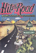 Hit the Road #1: A comic for & about hitchhiking Comic Book
