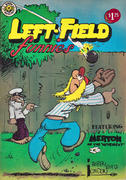 Left-Field Funnies Comic Book