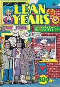 Lean Years Comic Book