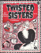 Twisted Sisters Comics #4 Comic Book