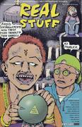 Real Stuff #19 Vintage Comic