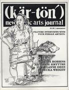 Kar-ton: New Comic Arts Journal #3 Comic Book