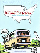 Roadstrips: A Graphic Journey Across America Book